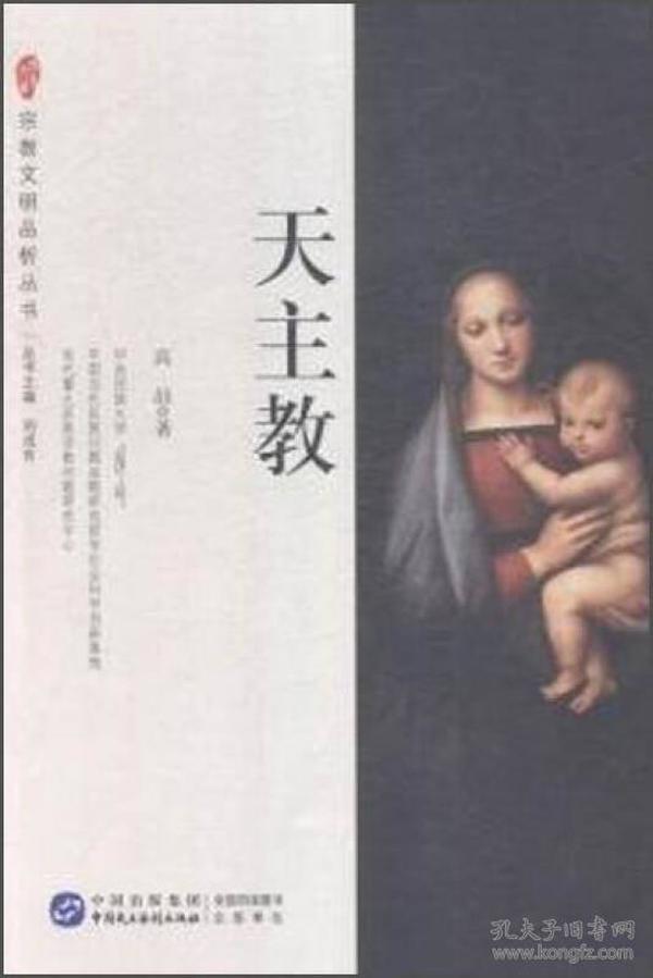 宗教文明品析丛书 天主教