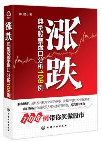 涨跌:典型股票盘口分析108例