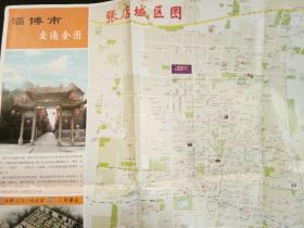 淄博市交通全图