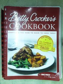 Big Red Betty Crockers Cookbook: Everything You Need to Know to Cook Today(详见图)