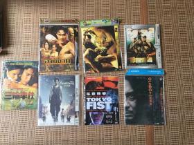 三轮车夫  寻佛等7部DVD