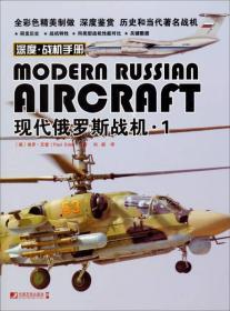 深度·战机手册:现代俄罗斯战机(1)