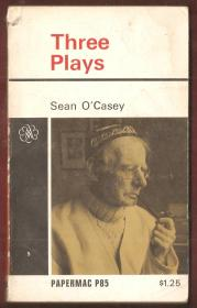 three plays Sean OCasey