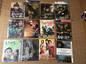 空房间  实尾岛等12部韩国DVD