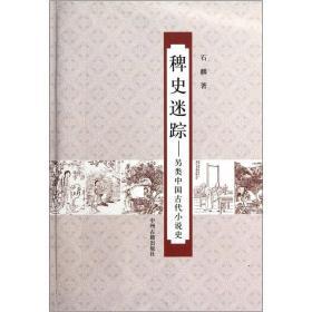 稗史迷踪-另类中国古代小说史