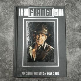 FRAMED:POP CULTURE PORTRAITS Vol.1