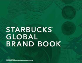 星巴克咖啡(STARBUCKS・宣传册)