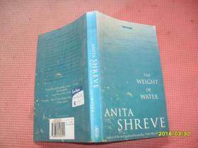 英文原版书:ANITA SHREVE: THE WEIGHT OF WATER