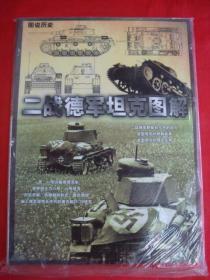 【图说历史】二战德军坦克图解(新书未拆封)一版一印