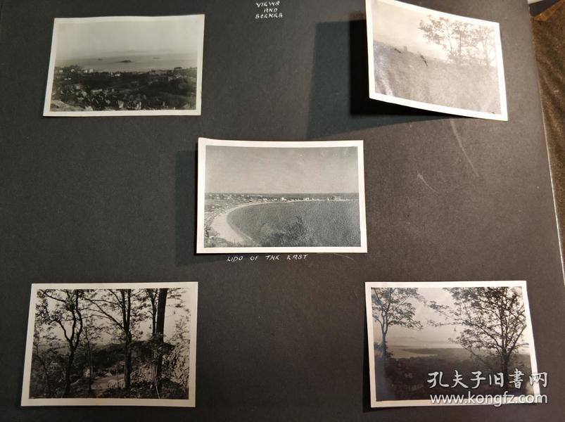 民国山东青岛照片共五张