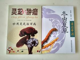 走进中药丛书(第一辑) 灵芝 冬虫夏草  二册