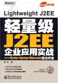 轻量级J2EE企业应用实战