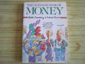 THE GUINNESS BOOK OF MONEY(英文原版 详情见图