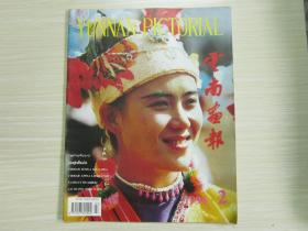 云南画报1994年第2期    馆藏