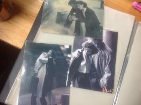 """情侣题材明信片10张  牌子为""""红树林"""""""