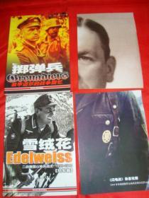 雪绒花-二战德国山地兵战史1939-1945(陆军篇)【带原版海报】