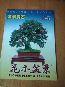 花木盆景—盆景赏石( 2009年1月 8版)