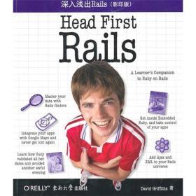 O'Reilly:深入浅出Rails(影印版)