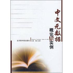 中文元数据概论与实例