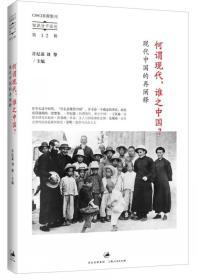 何谓现代,谁之中国?:现代中国的再阐释