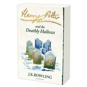 Harry Potter and the Deathly Hallows哈利波特与死亡圣器
