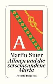瑞士原版 德文 德语小说 Allmen und die verschwundene María 马丁·苏特