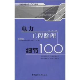 电力工程监理细节100