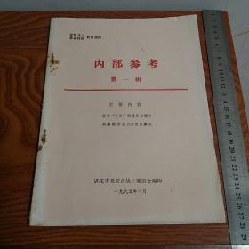 内部参考湛江老游击战士创刊号 广州湾湛江研究收藏学习必备