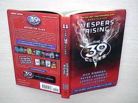 The 39 Clues: Vespers Rising (Library Edition)  39条线索#11:薄暮升起