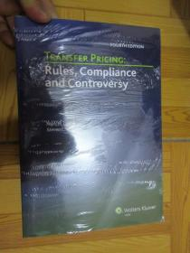 Transfer Pricing: Rules, Compliance and Controversy     (详见图),全新未开封