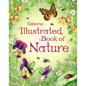 Illustrated Book of Nature Collection (Padded Hardback)自然图鉴 英文原版