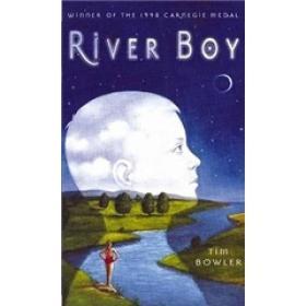 WW9780689848049微残-英文版-River Boy