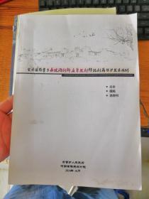宝丰县前营乡岳坟沟村郝庄自然村传统村落保护发展规划