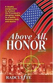 Above All  Honor