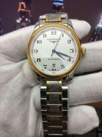 浪琴名匠未使用浪琴间金名匠全自动手表/瑞士手表