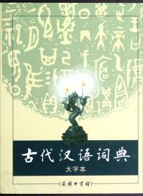 古代汉语词典 大字本