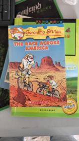 Geronimo Stilton #37: The Race across America  老鼠记者37:穿越美国 英文原版