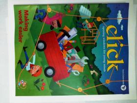 Click 3-7岁儿童读物 2018年4月 少年读物杂志 英文儿童杂志 OPENING WINDOWS FOR YOUNG MINDS