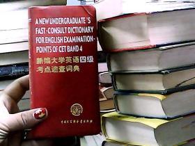 新编大学英语四级考点速查词典