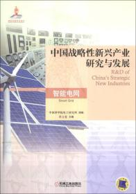 中国战略性新兴产业研究与发展