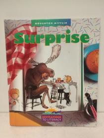 儿童阅读教材  Surprise(Houghton Mifflin Invitations to Literacy)(原版教材)英文原版书