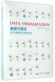 数据可视化(40位数据设计师访谈录)(精)