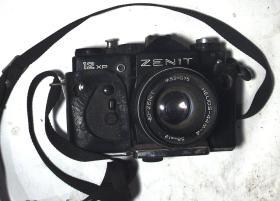 泽尼特12xp照相机