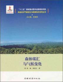 林业应对气候变化与低碳经济系列丛书:森林碳汇与气候变化
