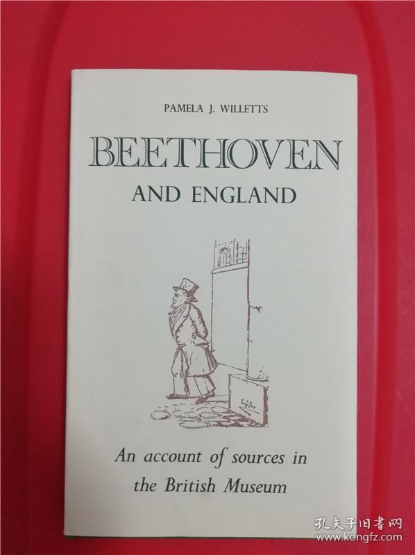 Beethoven and England (贝多芬与英国)