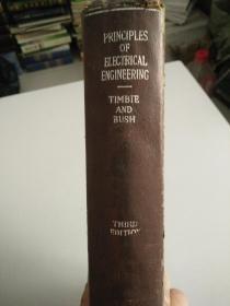 电气工程原理    英文