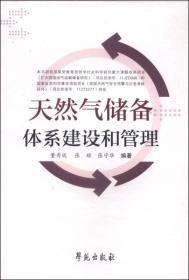 《天然气储备体系建设和管理》