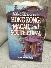 HONG KONG,MACAU,and SOUTH CHINA(香港澳门和中国南方地区)