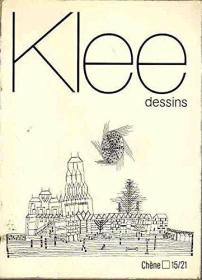 Klee. Dessins/法语/1975年/软皮/出版社:Chêne/20.8 x 15 x 2.2 cm/