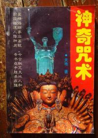 神奇咒术(1997一版一印)